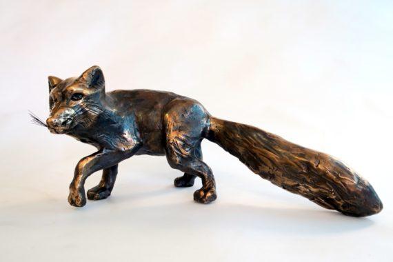 Arctic fox Kaisa Kangro 2016