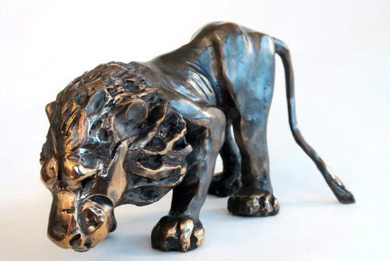 Humble Lion-African Lion-Kaisa-Kangro-2016(2)